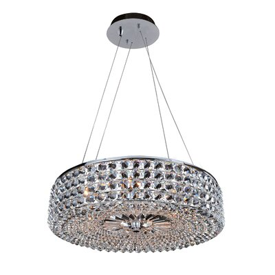 Arche 6-Light Drum Pendant