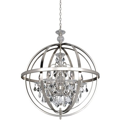Catel 6-Light Globe Pendant