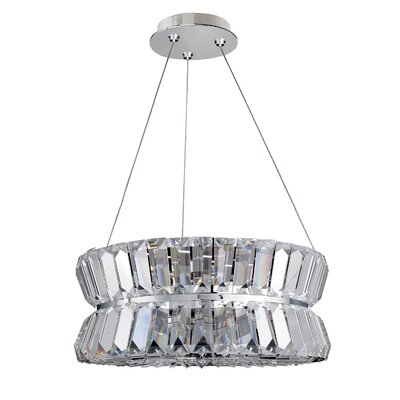 Armanno 3-Light Pendant