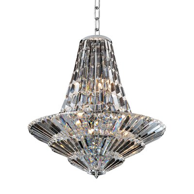 Auletta 12-Light Empire Chandelier