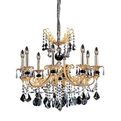 Bellini 8-Light Crystal Chandelier