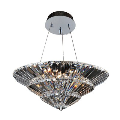 Auletta 15-Light Bowl Pendant