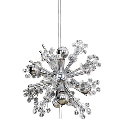 Constellation 6-Light Globe Pendant