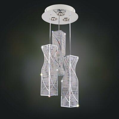 Toressano 12-Light Cascade Pendant