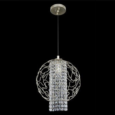 Mundo 1-Light Globe Pendant