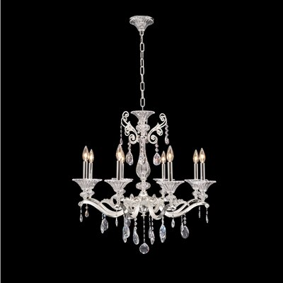 Vasari 8-Light Candle-Style Chandelier
