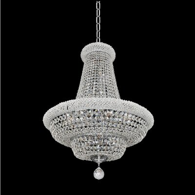Napoli 9-Light Empire Chandelier