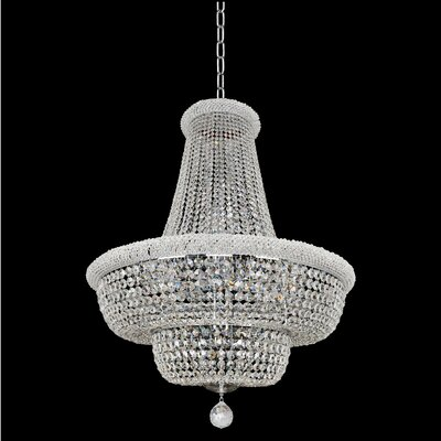 Napoli 21-Light Empire Chandelier