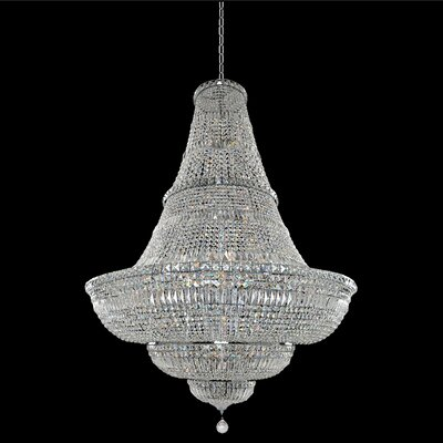 Capri 56-Light Empire Chandelier