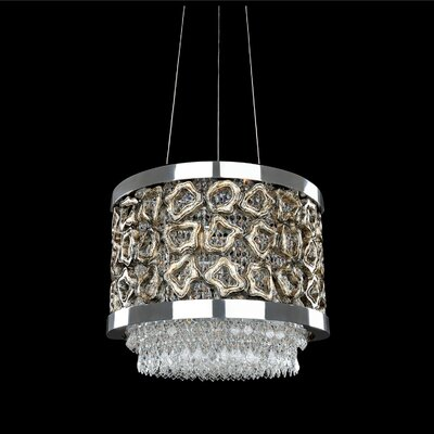 Carravagio 6-Light Drum Chandelier