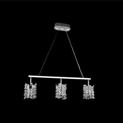 Dolo 6-Light Kitchen Island Pendant