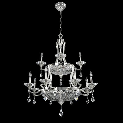 Orecchini 20-Light Candle-Style Chandelier