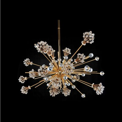 Constellation 30-Light Cluster Pendant