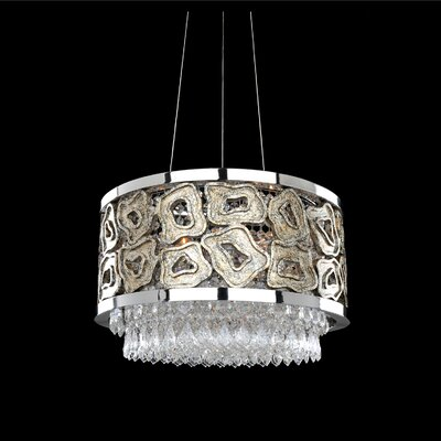 Carravagio 5-Light Drum Chandelier
