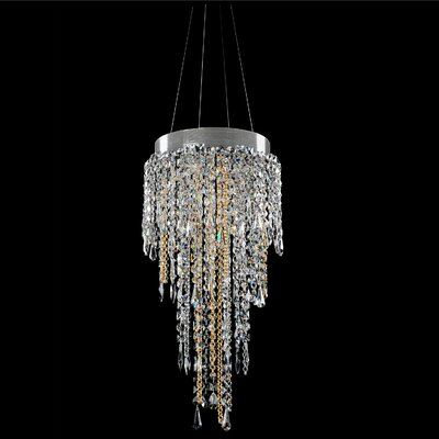 Tenuta 5-Light Crystal Chandelier