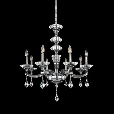Cosimo 8-Light Candle-Style Chandelier