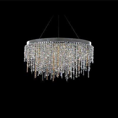 Tenuta 10-Light Crystal Chandelier