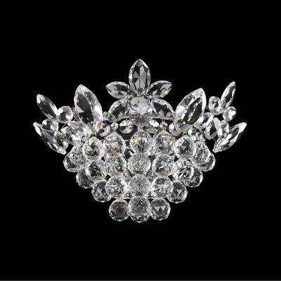 Treviso 2-Light Crystal Chandelier