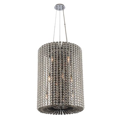 Anello 6-Light Crystal Pendant