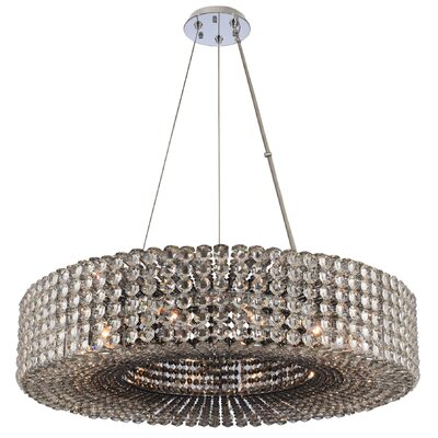 Anello 12-Light Crystal Pendant