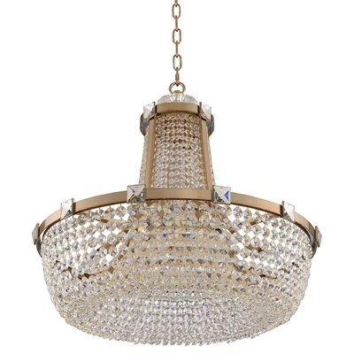 Impero 11-Light Crystal Pendant