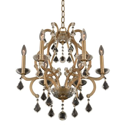 Duchess 6-Light Candle-Style Chandelier