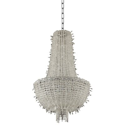Cielo 12-Light Crystal Pendant