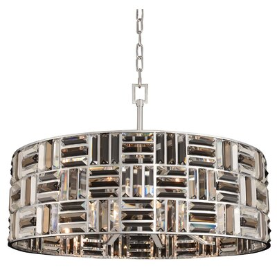 Modello 8-Light Drum Pendant