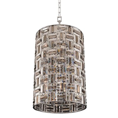 Modello 8-Light Crystal Pendant