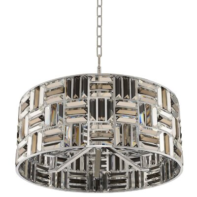 Modello 6-Light Drum Pendant