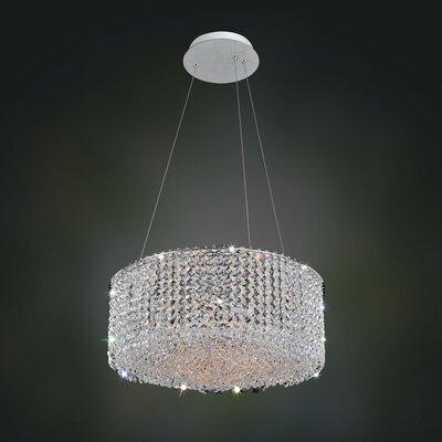 Milieu Metro 8-Light Globe Pendant