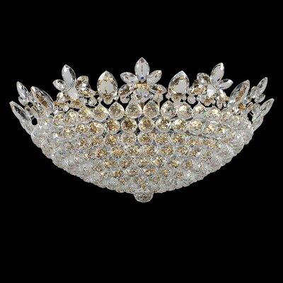 Treviso 15-Light Crystal Pendant