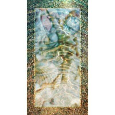 Kahuna Grip Water Ripples Shower Mat