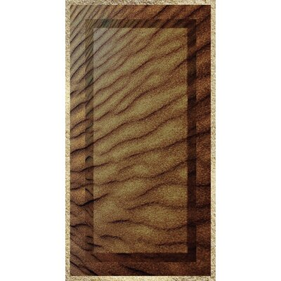 Kahuna Grip Sand Ripples Shower Mat