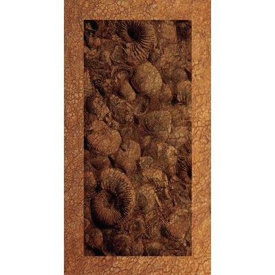 Kahuna Grip Ocean Fossil Shower Mat