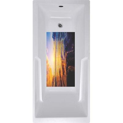 Kahuna Grip Sunset 1 Shower Mat