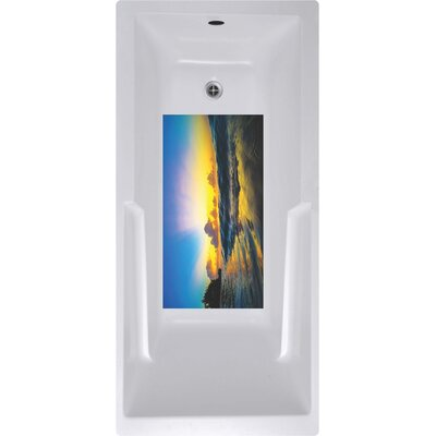 Kahuna Grip Sunset 3 Shower Mat