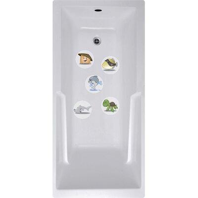 Wai Aikanes Ocean Buddies Bath Tub and Shower Treads