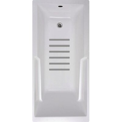 Bath Tub and Shower Treads Color: Grey