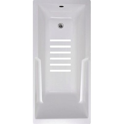 Bath Tub and Shower Treads Color: White