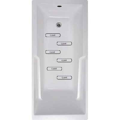 Bath Tub and Shower Treads Color: Clear