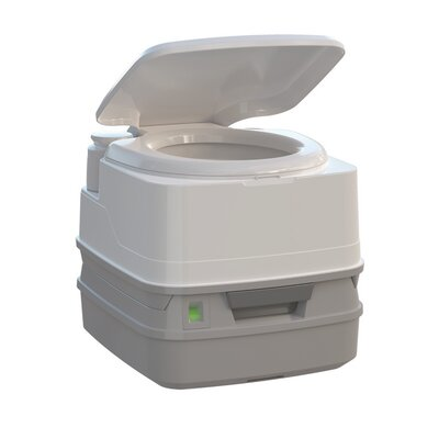 Marine Porta Potti 260P Portable Round One-Piece Toilet
