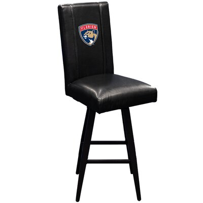 Swivel Bar Stool NHL Team: Florida Panthers