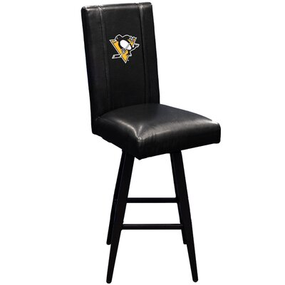 Swivel Bar Stool NHL Team: Pittsburgh Penguins