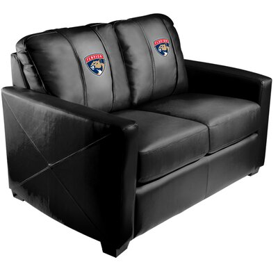 Silver Loveseat NHL Team: Florida Panthers