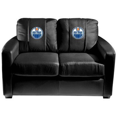 Silver Loveseat NHL Team: Edmonton Oilers