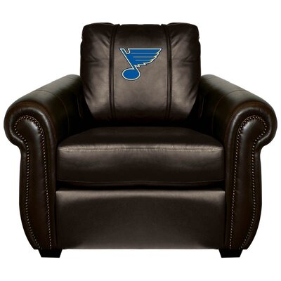 Chesapeake Club Chair NHL Team: St. Louis Blues
