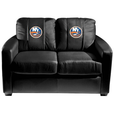 Silver Loveseat NHL Team: New York Islanders