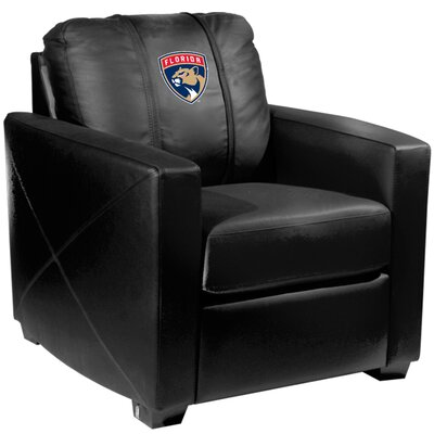 Silver Club Chair NHL Team: Florida Panthers