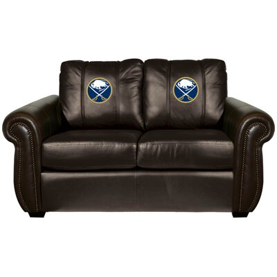 Chesapeake Loveseat NHL Team: Buffalo Sabers